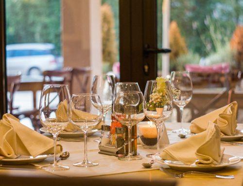 Wir bringen Euch einen schönen Restaurantabend nach Hause…